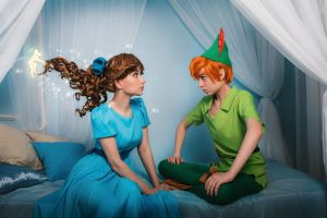 Peter Pan by Rinoa-Ulti