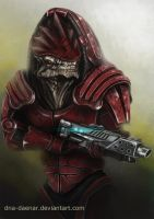 Wrex by DNA-Daenar
