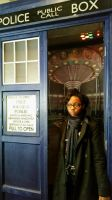 Me in the TARDIS by Fgpinky123