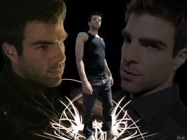 Sylar Wallpaper by yohlenyaoilover