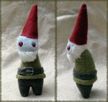 The Gnombie by Jevist