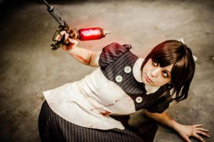 Little Sister - Bioshock by Thecrystalshoe