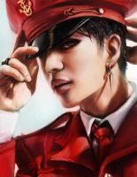 SHINee Taemin by shobey1kanoby