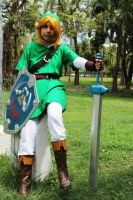 Ocarina of Time cosplay by Nafady