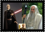 Sir Christopher Lee Dies at 93. by JediSenshi