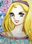 Susanna ( Candy Candy ) by papirous