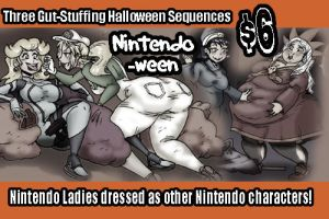 Nintendoween by Yer-Keij-fer-Cash