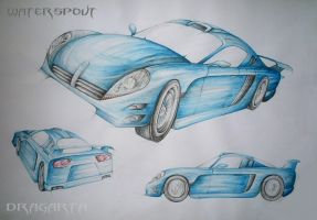 Waterspout - Car project by Dragarta