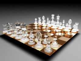 Chess Set by AndyBuck