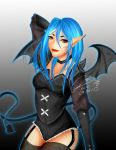 Chelyse the Black Succubus by Twilly-Chan1034