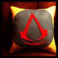 Kenway Assassin's Creed Inspired Pillow by SecretWindows