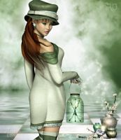 Her Enchanted Collection by RavenMoonDesigns