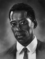 Orlando Jones by wla91