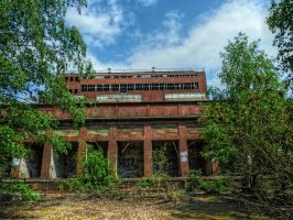Sinter Plant No18 HDR by Risen-From-The-Ruins