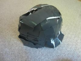 Advanced Suit Helmet W.I.P. 3 by Galactic-Reptile