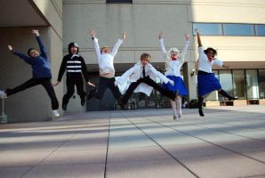 Soul Eater: JUMP by ShatteringReality