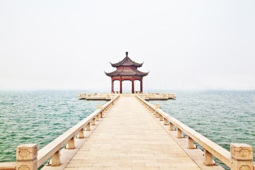 Symmetry of China by Lash-Upon-Lash