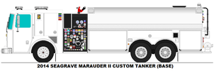 Seagrave Marauder II Tanker base by MisterPSYCHOPATH3001