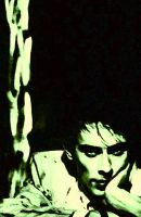 Peter Murphy. by divisionofjoy
