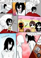 Creepy Love 2 - 13 by Danny-chama