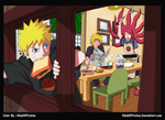 Naruto Family by KhalilXPirates