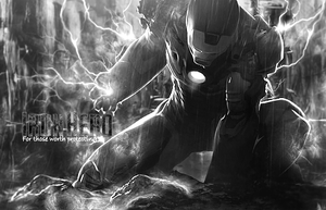 Iron Hero by SoberDreams