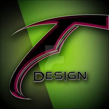 T Design by PantherByte