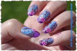 Changing Nail Art by Angelik23