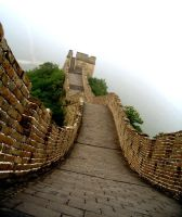 The Great Wall by LadySproffee
