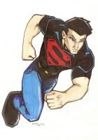 Superboy: Conner Kent by Vauz