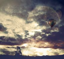 Escaping Reality by HollyBroomhall