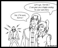 LoK: Korra-Tarrlok-Alternate Ending by Raylie18