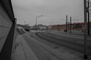 12-11 empty street 3 by evionn