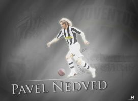 Pavel Nedved by Harvy355