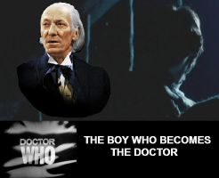 DW - The boy who becomes the Doctor by DoctorWhoOne