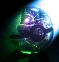 The Pokeball of Bioshock by wazzy88