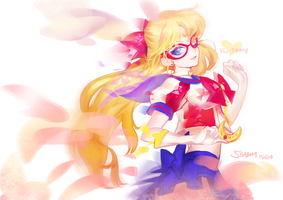 Sailor V by pt0317