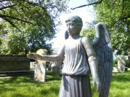 Doctor Who - The Angel of Barking Abbey [1] by DoctorWhoOne