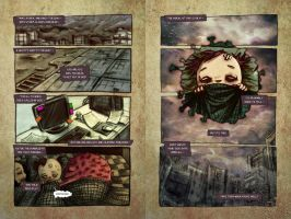 gloomy Monday pages006-007.. by neurotic-elf