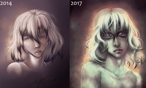Draw this again Smtry 2017 by ImoonArt