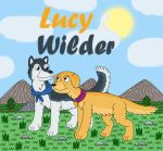 Lucy and Wilder by MCsaurus