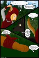 Little Red Riding Wolf. Page 3 by Star--Shard