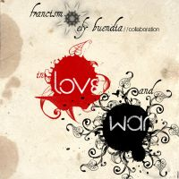 in love and war CD concept by pinoyhxc