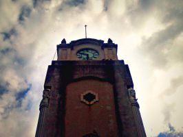 The Clock Tower by conelyn