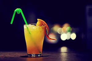 orange juice by yuanjingxp