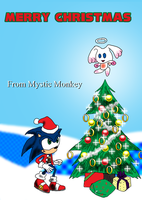 Sonic Christmas '10 by MysticM
