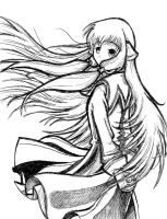 Chii Chobits by memouniversal