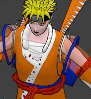 Naruto - Sage Mode (Yaoi_edition) _test_2 by Vysselle