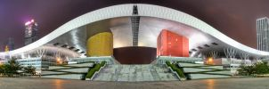 most awesome chinese city hall by Beschty