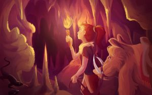 cave by Dykah